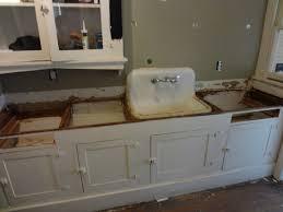 new 1920s kitchen cabinets taste