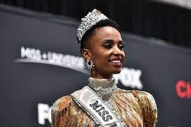 Miss Universe 2019: Zozibini Tunzi mit wichtiger Botschaft