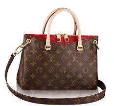 Designer Of Louis Vuitton Bags Louis Vuitton Pallas Bb With Red Accent Louis Vuitton