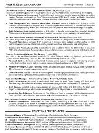 Senior Manager Resume Senior Manager Resume Sample