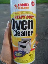 oven cleaner to clean bathtub