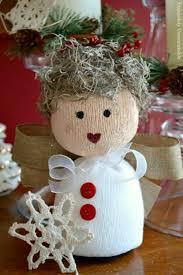 Easy DIY Christmas Card Craft  Christmas Card Crafts DIY Christmas Crafts Recycled Materials