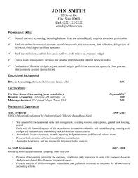 Assistant Accountant Job Description Resume Entry Level Accounting
