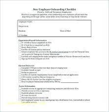 new employee orientation schedule new hire employee checklist orientation template job exit interview