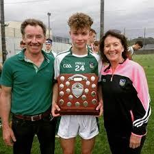 Bryan Nix with his parents Tim &... - Newcastle West GAA Club ...