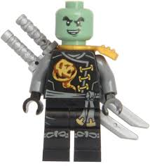 LEGO® Ninjago: Minifigur: Cole als Geist, Skybound Pirates, Kollektion  2016: Amazon.de: Spielzeug