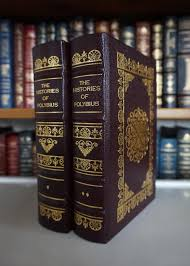 the histories of polybius vols i ii leather bound edition