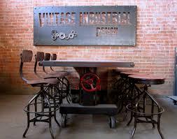 metal industrial furniture. Furniture: Industrial Pipe Bookshelf Metal Furniture R