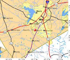 hewitt texas hewitt texas tx profile population maps real estate