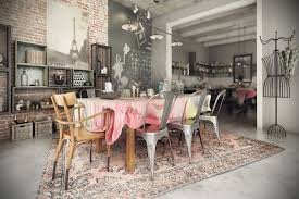 Dazzling Vintage Industrial Home Inspiration Interiors