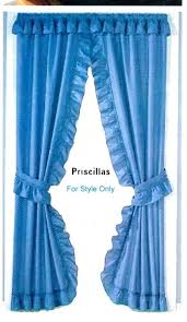 Priscilla Curtains Stylish Bedroom Decor With For Sale