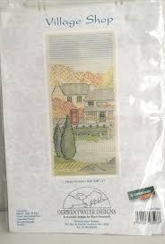 Derwentwater Designs Penrith Derwentwater Designs Cross Stitch Embroidery Tapestry Kit Village Shop