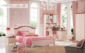 Girls Boys Latest Design Cheap Chinese Bedroom Furniture Childrens