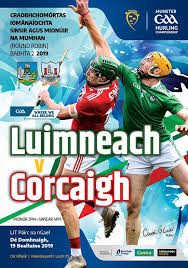 limerick senior hurling team to play cork is named