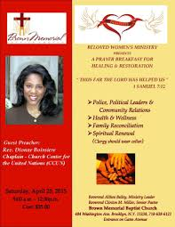 church invitation flyers invitation to prayer breakfast at brown memorial baptist church