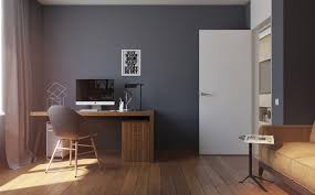 white gray solid wood office. Modern Furniture Contemporary Office Medium Painted Wood White Gray Solid Wood Office