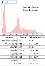 Acute Phase Proteins Eclinpath