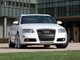 2008 Audi A6 - Information and photos - ZombieDrive