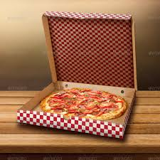 open pizza box with pizza. Beautiful Open Colorful Pizza Box Mockup Photoshop To Open With P