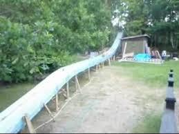 Amazoncom Spring U0026 Summer Toys Banzai Slide U0027N Soak Splash Park Water Slides Backyard