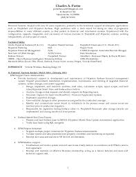 Awesome Hyperion Planning Resume Photos - Simple resume Office .