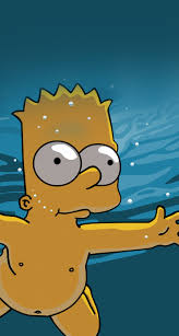 Simpsons Wallpaper For Bedroom Pin By Shiori On Quotes Wallpaper Pinterest Bart Simpson