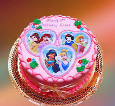 Disney Princess Birthday Cakes for the Best Party Ever — Wow