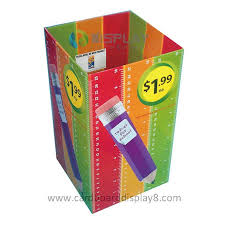 Decorative Display Boxes Decorative Cardboard Storage Boxes Pencil POP Stands Promotional 63