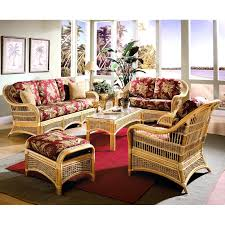 sunroom furniture arrangement. Choose Sunroom Furniture For Enliven Your Home: Interesting Indoor Wicker Set And Arrangement I