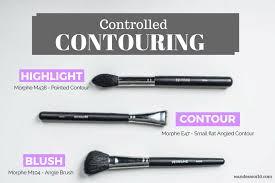 best contour brush. how_to_contour_a_round_face best contour brush