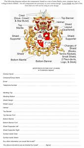 Design A Family Crest Design Create Bespoke Family Crest And Corporate Crests