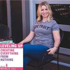 Healing from Addiction with Courtney Andersen - Natalie Jill Fitness