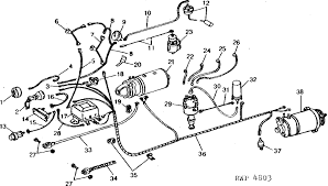 wiring diagram for john deere 4010 the wiring diagram jd 2010 will not turnover acts d yesterday s tractors wiring diagram · 1967 john deere