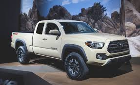 2016 Toyota Tacoma Official Photos and Info – News – Car and Driver