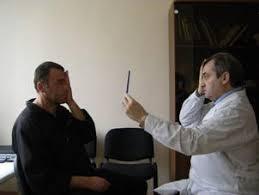 Поле зрения и методы его исследования Контрольный метод исследования поля зрения
