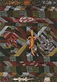 Butterfly and goanna by Agne Bonita Dempsey on artnet