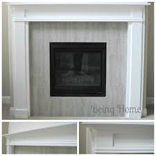 Diy Fireplace Mantel Ana White Fireplace Mantel And Surround Diy Projects