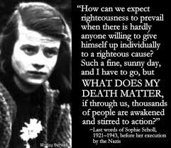 Image result for sophie scholl