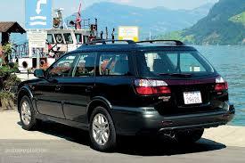Subaru Outback Spezifikationen Fotos 2002 2003 Autoevolution In Deutscher Sprache