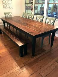 rustic dining table chairs rustic solid wood dining table farmhouse table rustic dining rustic solid wood