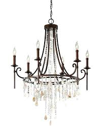 full image for old world style lighting fixtures cascade s 6lt chandelier old world style chandeliers