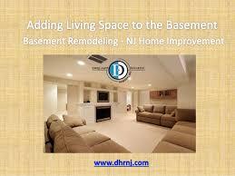 Basement Remodeling NJ Home Improvement Classy Basement Remodeling Nj