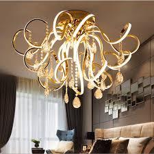 Creative <b>personality</b> Wire Drawing Hanging light modern <b>oval</b> luster ...