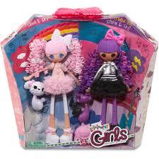 Lalaloopsy Bedroom Furniture Lalaloopsy Girls Doll 2 Pack Walmartcom