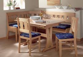 Green Kitchen Table With Corner Bench Diy Corner Bench Kitchen
