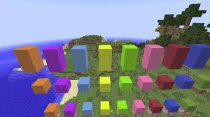 new opaque glass blocks in minecraft