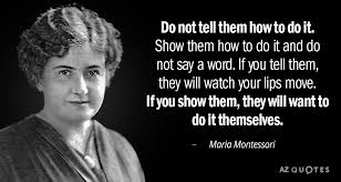 Maria Montessori Quotes 22 Awesome TOP 24 QUOTES BY MARIA MONTESSORI Of 24 AZ Quotes
