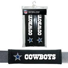 dallas cowboys seat covers interior elegant cowboys seat covers best of seat belt pads consumer
