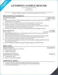 Resume For Law School New Associate Attorney Resume Igreba Com