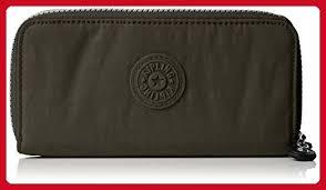 Kipling Uzario QU Cactus Khaki - Wallets ( Amazon Partner-Link)